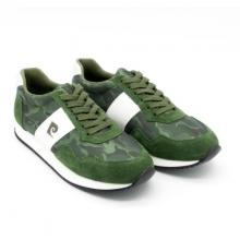 Giày thể thao nam Pierre Cardin PCMFWSD901GRE màu xanh