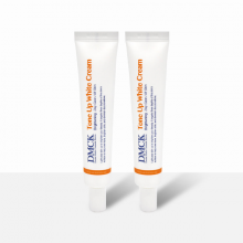 Sale sốc - kem dưỡng trắng - DMCK Tone Up White Cream 30g x 2 tuýp