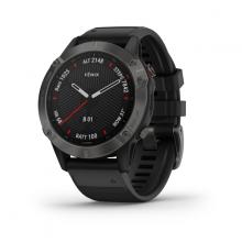 Đồng hồ thông minh theo dõi sức khỏe Garmin Fēnix 6 - Đen