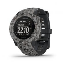 Đồng hồ thông minh Garmin Instinct Solar, Phiên bản Tactical, Đồng hồ GPS, Đen, SEA 010 02293 45