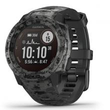 Đồng hồ thông minh theo dõi sức khỏe Garmin Instinct Camo Edition