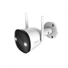 Camera I IMOU thân trụ Bullet 2E 4M-Full Color-Micro-Spotlight-IP67-IR30m, 2Y WTY-IPC-F42FP