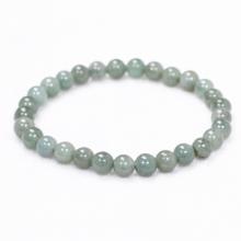 Vòng cẩm thạch nước ngọc hạt 6mm mệnh hỏa, mộc - Ngọc Quý Gemstones