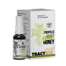 Keo Ong Propolis vị bạc hà hỗ trợ ngăn ngừa ho, viêm họng ở người lớn
