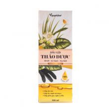 Dầu gội thảo dược bồ kết, sả chanh, hoa bưởi từ thiên nhiên an toàn ít gây kích ứng bảo vệ tóc hư tổn