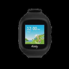 Đồng hồ thông minh định vị trẻ em Kiddy 2 Touch (đen) + tặng sim Kid30 + thẻ Viettel 50.000đ