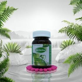 Hoàn Thủy Khang - Thực phẩm chức năng cao cấp bổ sung hormone nữ giới liệu trình 2 hộp