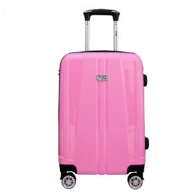 Vali chống bể Trip PP103 size 50cm-20inch màu hồng