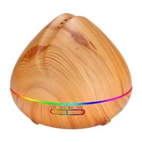 Máy khuếch tán tinh dầu quả đào gỗ vàng Lorganic FX2024