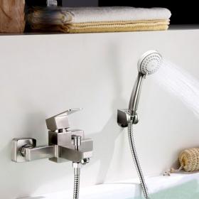 Bộ sen tắm nóng lạnh inox304 Zento SUS2301 new