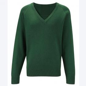 Áo len Thời trang nam - 745 (xanh rêu)