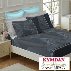 Drap Kymdan Serenity Premium 160 x 200 cm (drap + áo gối nằm) MIRKO