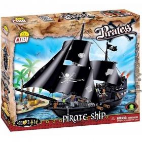 Đồ chơi lắp ráp tàu ngọc trai đen Cobi - 6016