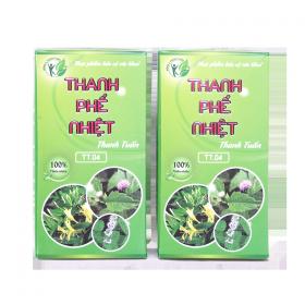 Combo 2 hộp Thanh Phế Nhiệt hỗ trợ điều trị đau họng, viêm họng cấp, mạn tính