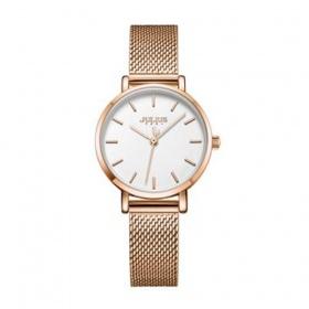 Đồng hồ nữ Julius Hàn Quốc JA-1164L dây thép
