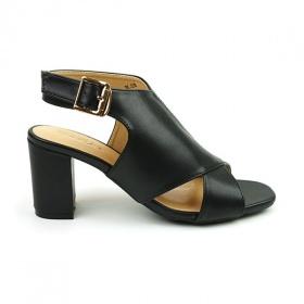 Giày cao gót Sunday DV41 màu đen