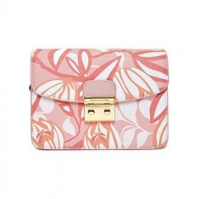 Túi hộp mini - trắng hồng - C04B155