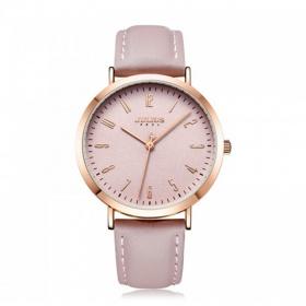 Đồng hồ nữ Julius Hàn Quốc JA-1017 dây da