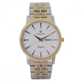Đồng hồ nam Sunrise DM1216SWA B chính hãng (full box + thẻ bảo hành 3 năm) kính sapphire