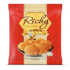 Bánh gạo Richy mật ong 108g