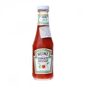 Tương cà chua Heinz chai thủy tinh 300g