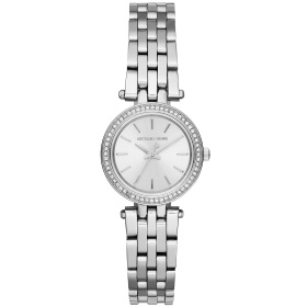 Đồng hồ nữ chính hãng Michael Kors MK3294 bảo hành toàn cầu - Máy pin dây thép không gỉ