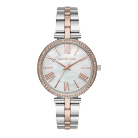 Đồng hồ nữ chính hãng Michael Kors MK3969 bảo hành toàn cầu - Máy pin dây thép không gỉ