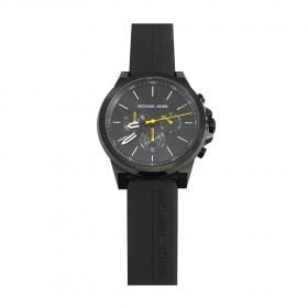 Đồng hồ nam chính hãng Michael Kors MK8699 bảo hành toàn cầu - Máy pin dây silicone
