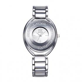 Đồng hồ nữ chính hãng Shengke Korea K0016L-01