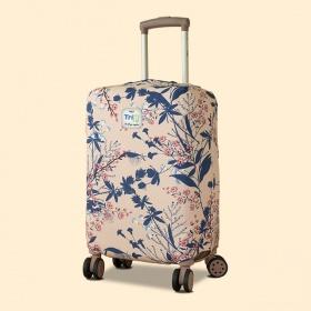 Túi bọc vali vải thun 4 chiều TRIP Flower (cành hoa) size M