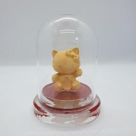 Kim Mão Cầu May - Quà tặng mỹ nghệ Kim Bảo Phúc phủ vàng 24k DOJI