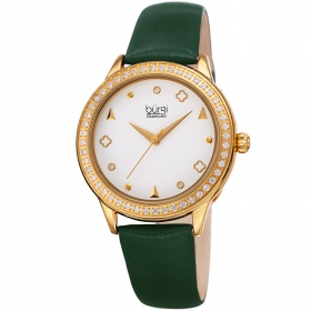 Đồng hồ nữ Burgi BUR221GN