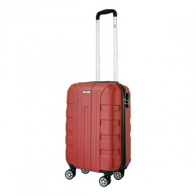 Vali nhựa Trip P12 size 50cm 20 inch đỏ