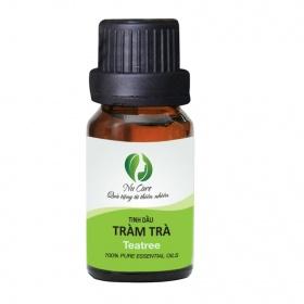 Tinh dầu tràm trà nguyên chất NuCare sát khuẩn hiệu quả (10ml)