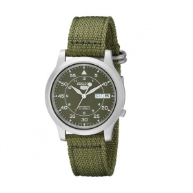 Đồng hồ nam Seiko 5 quân đội SNK805K2S