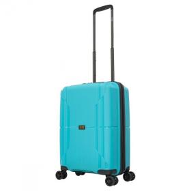 Vali nhựa Trip PP915 size 50cm 20 inch xanh ngọc (tặng bình giữ nhiệt)