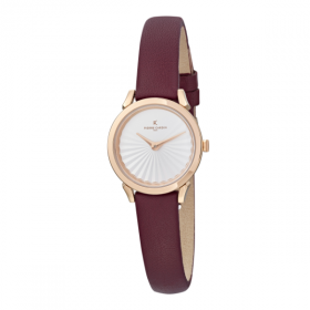 Đồng hồ nữ Pierre Cardin chính hãng CPI.2512 bảo hành 2 năm toàn cầu - máy pin thép không gỉ