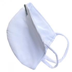 Combo 7 Khẩu trang Chống nắng và Bụi đến 99 phần trăm màu trắng may 4 lớp sử dụng nhiều lần KT5N701