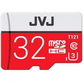 Thẻ nhớ JVJ 32G Pro U3 Class 10 – chuyên dụng cho CAMERA