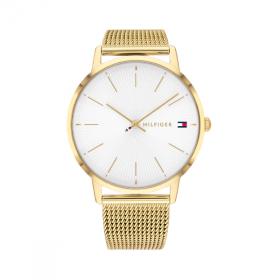 Đồng hồ Tommy Hilfiger 1782245 nữ dây lưới pvd vàng 40mm
