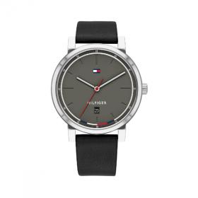 Đồng hồ Tommy Hilifger 1791735 nam dây da lịch ngày 42mm
