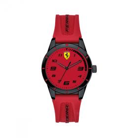 Đồng hồ Ferrari 0860008 nam dây cao su 34mm