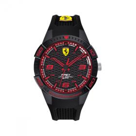 Đồng hồ Ferrari 0830747 nam dây cao su 44mm