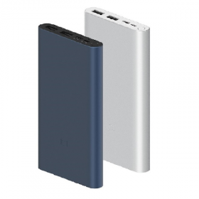 Pin sạc dự phòng Xiaomi 10000mAh Gen 3 - Hàng Chính Hãng