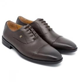 Giày nam Pierre Cardin PCMFWLD306BRW màu nâu
