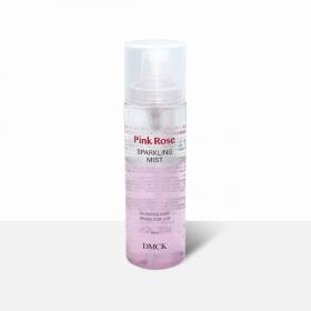 Xịt khoáng hoa hồng – DMCK Pink Rose Sparkling Mist