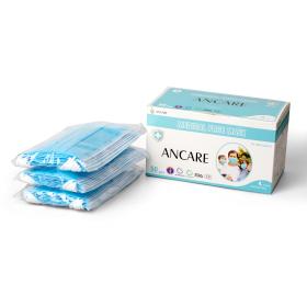 Combo 10 khẩu trang y tế Ancare giấy kháng khuẩn 4 lớp