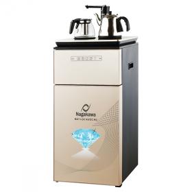 Máy lọc nước RO Nagakawa NAG0504 + Bình giữ nhiệt + Ấm đun - Hàng Chính Hãng - Vàng