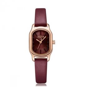 Đồng hồ nữ JuliusOvalHàn QuốcJA-1112Dmàu đỏ
