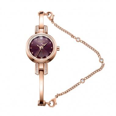 Đồng hồ lắc tay nữ Julius Hàn...